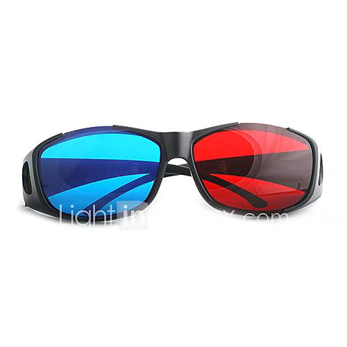 MK General Myopia Red Blue 3D Glasses for Computer
