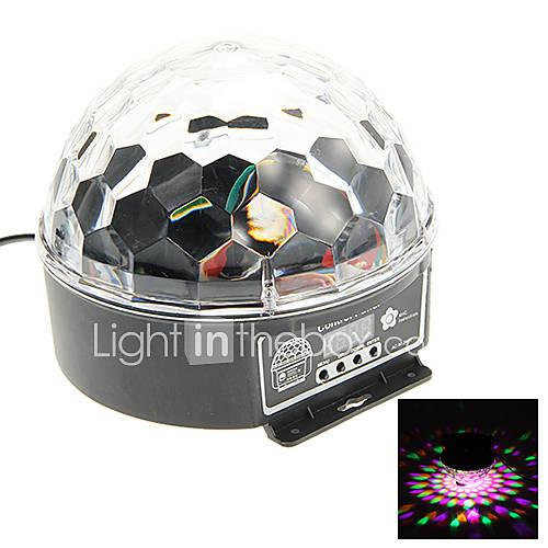 a-06 sechs Farb-LED-Kristall und magische Licht