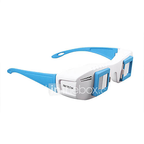 MK High Definition Red Blue 3D Glasses for TV Computer