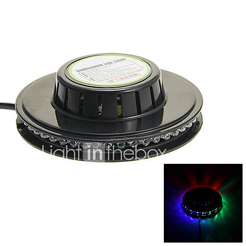 p-t01 Vollfarb-LED-Kristall magische Licht-und Sonnenblumen