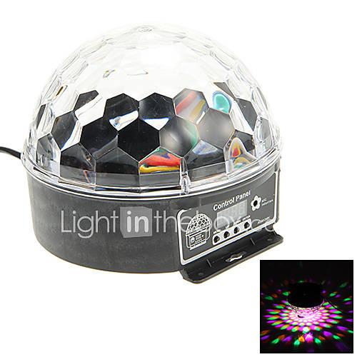y-t88 acht Farb-LED-Kristall Magie und Sonnenlicht
