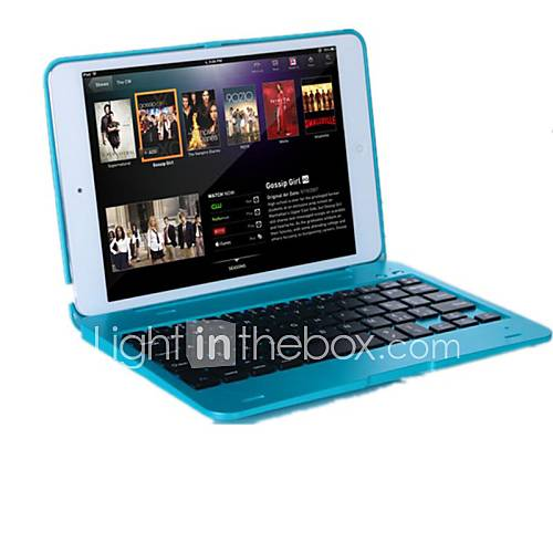 caja del teclado del bluetooth ultra delgado para el mini iPad 3 Mini iPad 2 Mini iPad Miniinthebox por 39.19€
