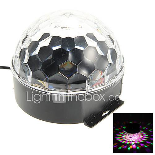 l-03 sechs Farb-LED-Kristall Magie und Sonnenlicht