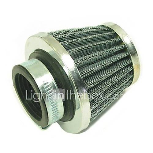 1 Pcs 35MM Steel Air Filter for CRF KLX SSR Pit Dirt Pocket Bike ATV 49-110CC