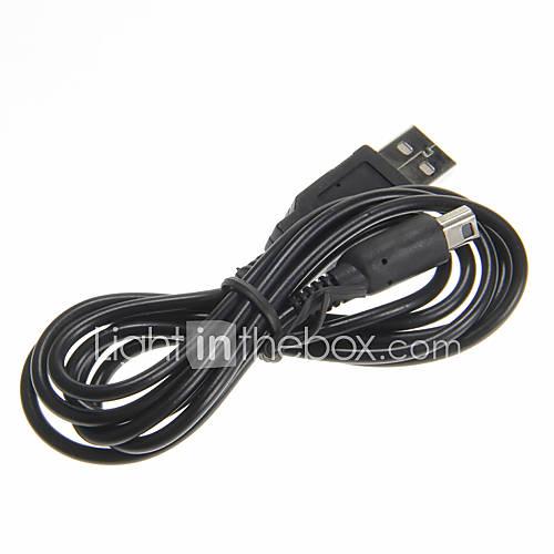 Cable de carga USB para Nintendo 3DS (negro) Descuento en Miniinthebox
