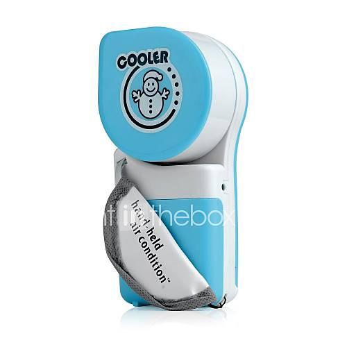 hochwertigen tragbaren kleinen Ventilator&Mini-Klimaanlage kühl bleiben praktisch Kühler Geschwindigkeit einstellbar