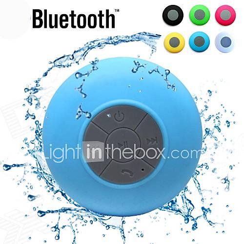 BTS-06 mini ultra portable wasserdicht IPX-4 Stereo Bluetooth Lautsprecher für Samsung-Handys (verschiedene Farben)