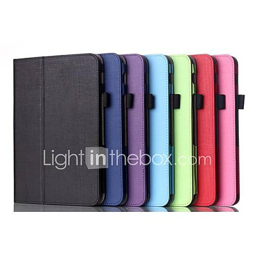 Ledertasche für Toshiba Encore 2 WT10-10-Zoll-Tablet mit Handhalter