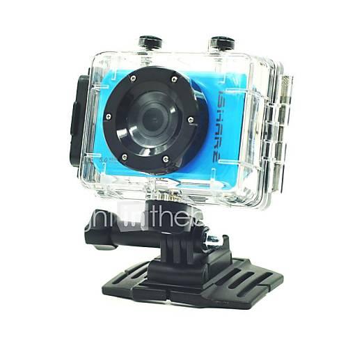 ishare s200 2.0 '' TFT 12.0mp Full HD 1080p sports Kamera