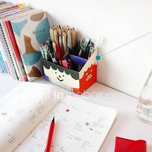 Multifunktions schöne DIY Aufbewahrungsboxen (zufällige Farbe)