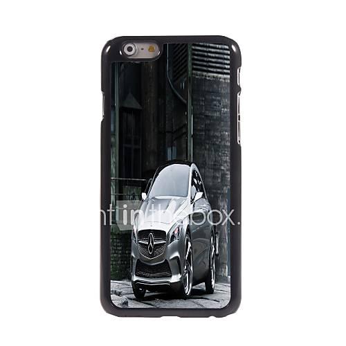 Marke Auto-Design Aluminium-Hülle für das iPhone 6