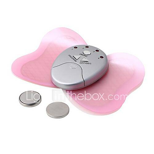High Quality Slimming Vibration Fitness Mini Electronic Body Muscle Butterfly Massager