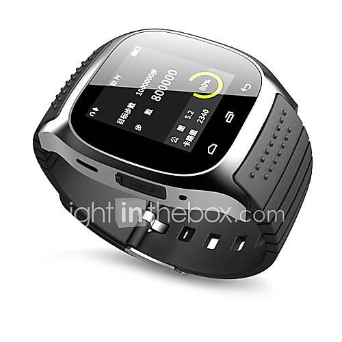 reloj bluetooth rwatch reloj inteligente m26 de los hombres