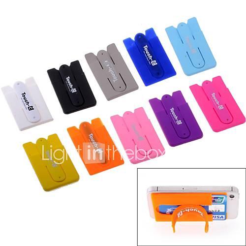 Touch-c 10 colori universale porta cellulare