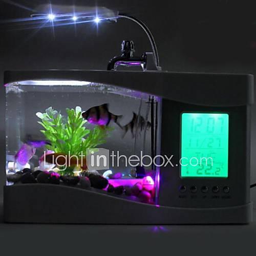 Multifunktions kreative Betrachtungs elektronischen Bildschirm Aquarium