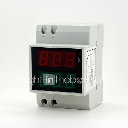 0.55 ``6 cifre led misura