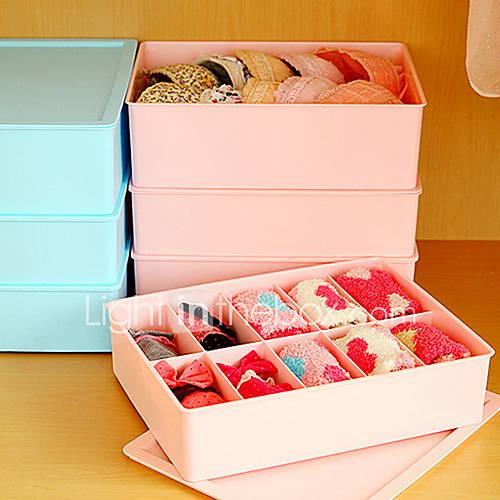 schöne Unterwäsche Aufbewahrungsbox