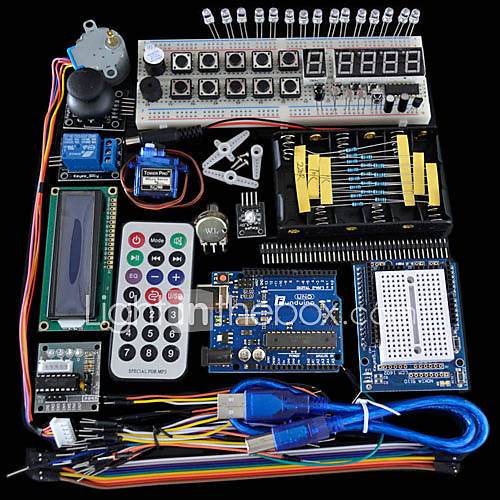 Starter kit con componenti base compatibile