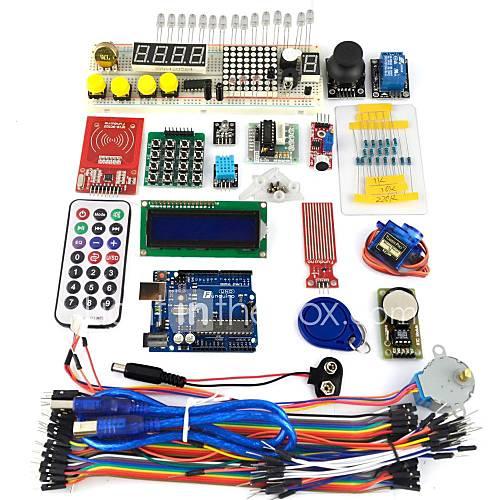 Keyes RFID aprendizaje conjunto de módulos para Arduino - multicolor Descuento en Miniinthebox