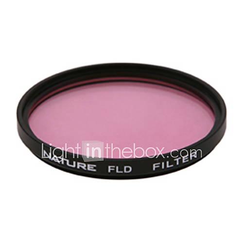 Natur 58mm Fluoreszenzfilter