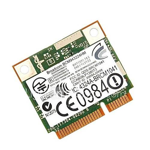 2.4g 5g 300m PS Hotspot WiFi-Karte bcm94322hm8 Broadcom bcm4322 für Windows Mac OS X
