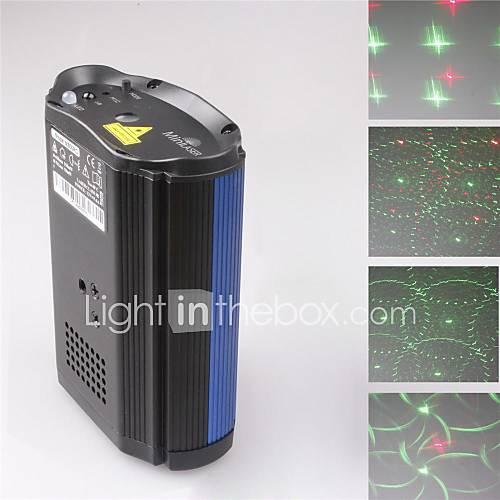 lt-zs650 Fernbedienung rot-grünes Licht Laser-Projektor (240V, 1xlaser Projektor 1xrecharger, 1xmount Unterstützung)