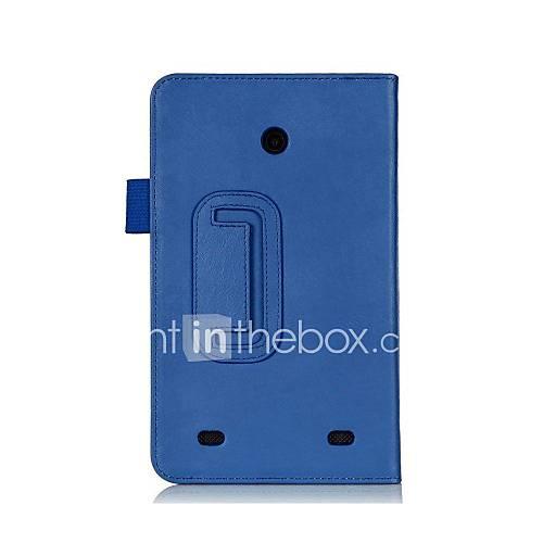 pajiatu PU-Leder stehen 7 '' Tablet-Kastenabdeckung mit Handhalter und Kartenslot für LG g Pad 7.0 v400 (farblich sortiert)