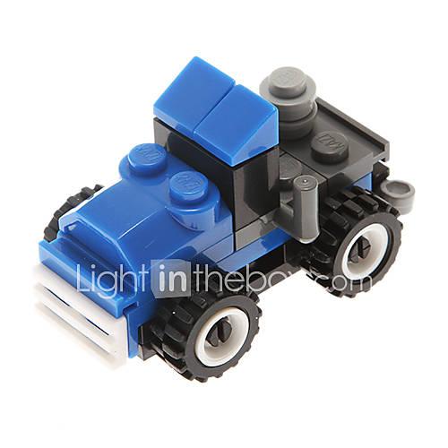 cf Kit Car Baublöcken Lernspielzeug (Zufallsmuster)