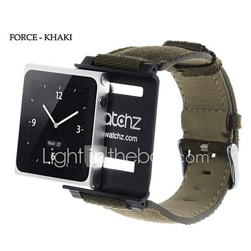 Iwatchz orologio tela caso cinturino da