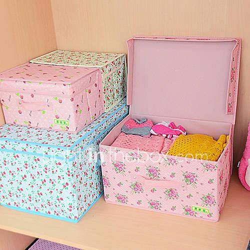 Tuch Aufbewahrungsbox mit Deckel 5912 Nonwovens