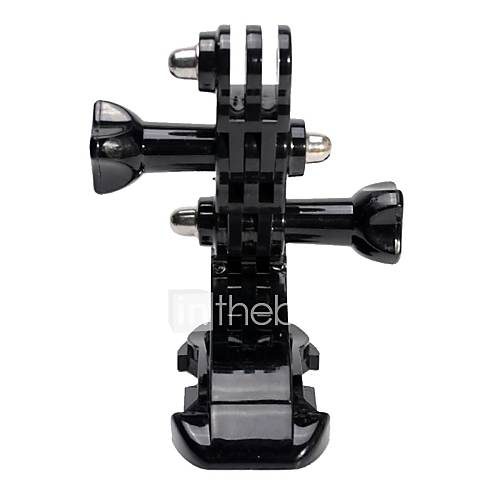Mount / Holder For Gopro 5 Gopro 4 Gopro 2 Universal Auto Snowmobiling Aviation SkyDiving Motorcycle Bike/Cycling