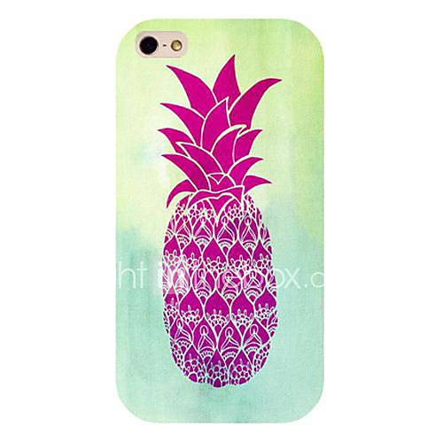 Pineapple Pattern Back Case for iphone 4/4S