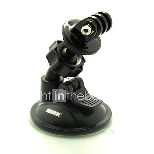 Egamble Suction Cup Mount/Holder For Gopro Hero 2 Gopro Hero 3 Gopro Hero 5 Gopro Hero 4 Auto Snowmobiling Motorcycle Bike/Cycling