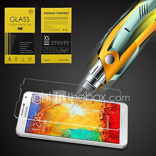 Ultra Thin HD Clear Explosion-proof Tempered Glass Screen Protector Cover for Samsung Galaxy Note 4