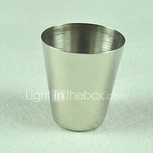 1 OZ Stainless Steel Multi-function Cup