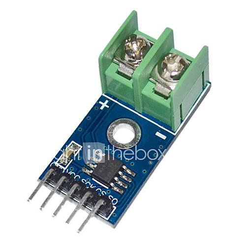 max6675 módulo sensor de temperatura termopar tipo k para Arduino Descuento en Miniinthebox