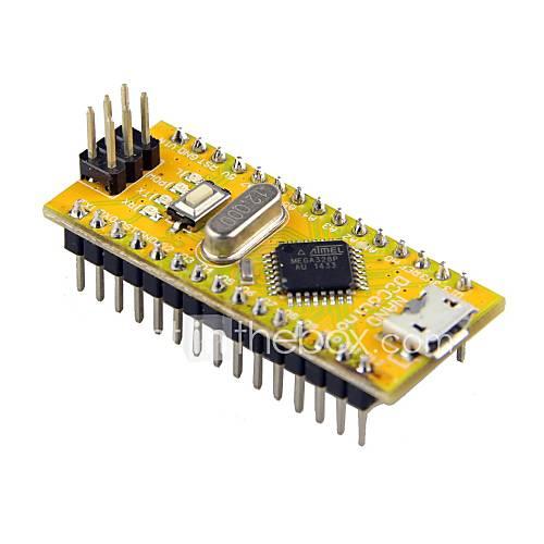 nuevo módulo v3.0 nano ATmega328P-au versión mejorada para Arduino Descuento en Miniinthebox