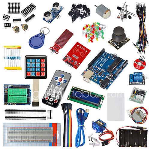 Funduino kt0055 Kit scheda di sviluppo