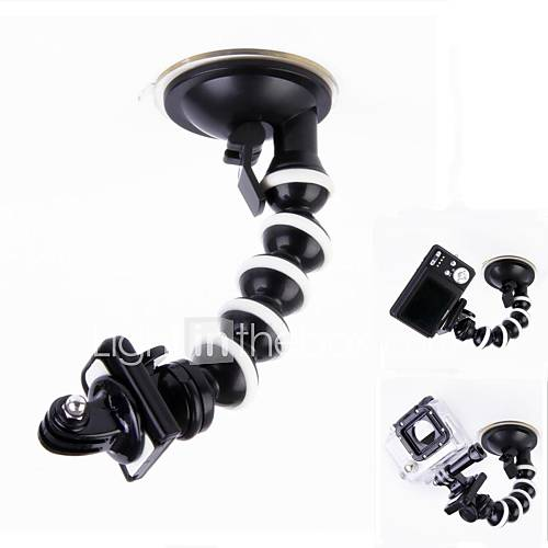Accessories For GoProTripod Suction Cup Mount/HolderFor-Action CameraGopro Hero 2 Gopro Hero 3 Gopro Hero 3 Gopro Hero 5 Others Plastic