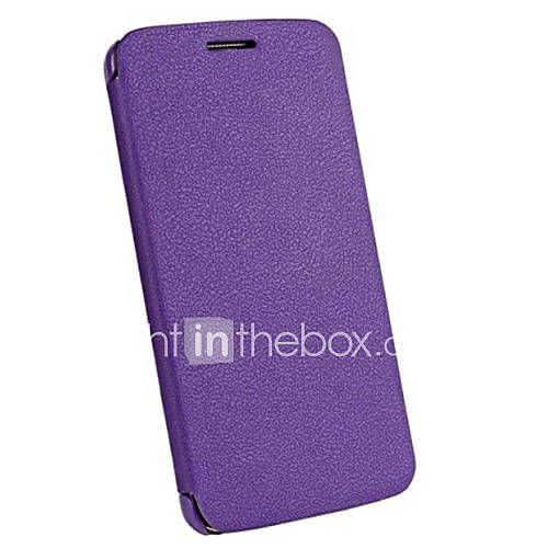 Case For LG G2 LG G3 LG LG Case Flip Full Body Cases Solid Color Hard PU Leather for