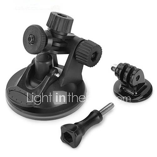 Accessories For GoProScrew Suction Cup Mount/HolderFor-Action CameraGopro Hero 2 Gopro Hero 5 Others Gopro Hero 4 Plastic