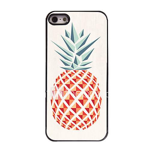 Pineapple Design Aluminium Hard Case for iPhone 4/4S