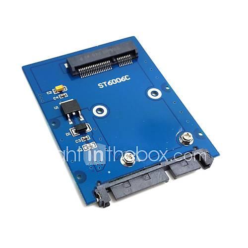 Tipo sottile mini PCI-e SSD mSATA