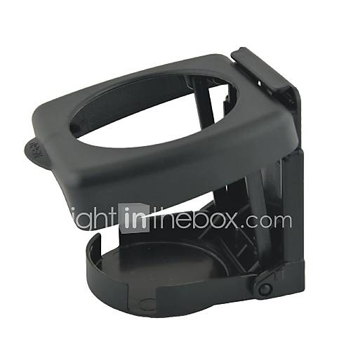 Car Plastic Folding Truck Drink Cup Can Bottle Holder Stand