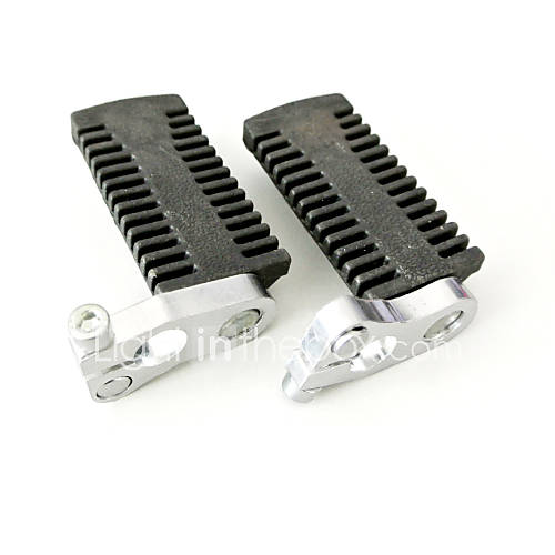 33CC Pocket Bike Gas Scooter Footpegs Foot Pegs Rest For Mini Motor Quad