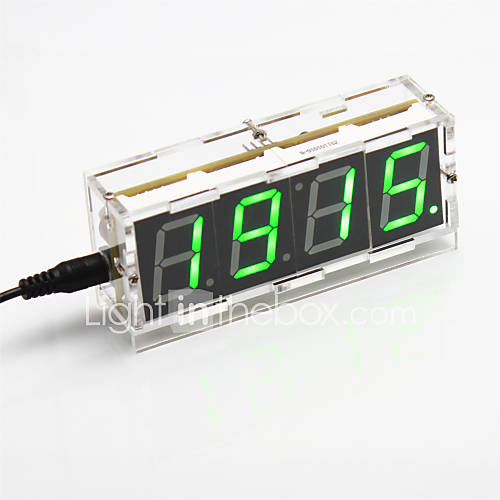 Arduino for Beginners: Digital Clock with 7-segments LED