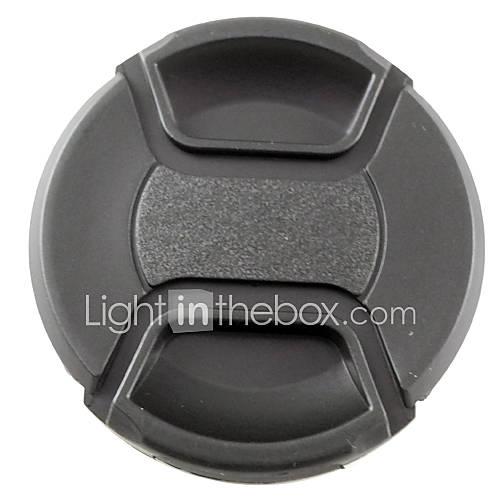 mengs 67mm de resorte de la tapa de la lente con la cadena / correa para nikon canon y sony Miniinthebox por 1.95€