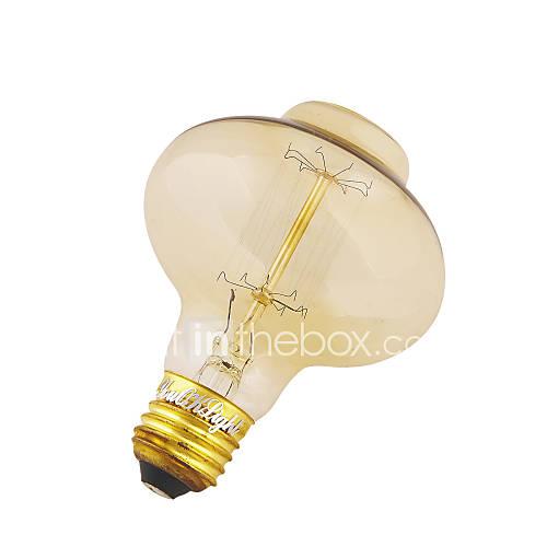 E26/E27 LED Globe Bulbs 400 lm Warm White 3000 K Decorative V
