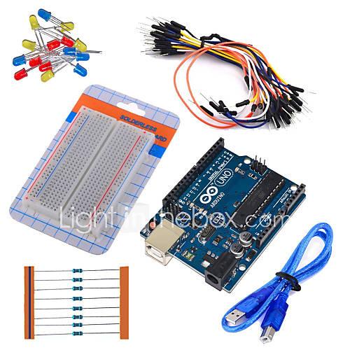 kit-01 básico Uno R3 Descuento en Miniinthebox