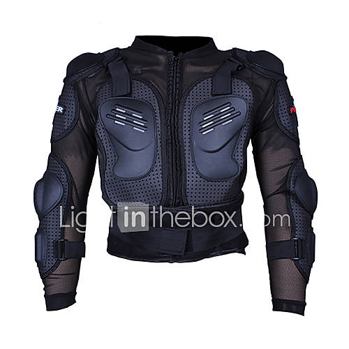 PRO-BIKER P-13 Motorcycle Racing Jacket Motocross Full Body Armor Spine Chest Enhanced Thickening 3931781